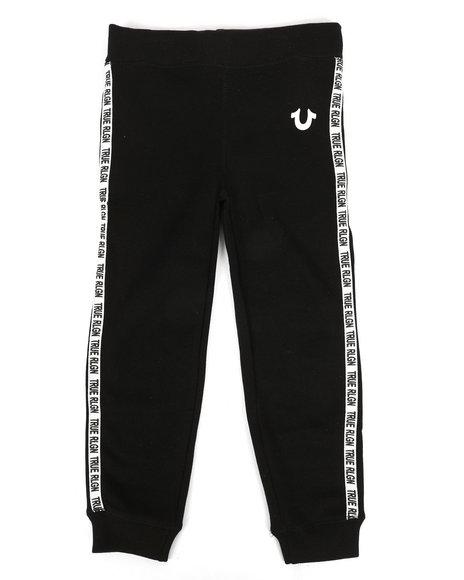 True Religion - Tape Logo Sweatpants (4-7)