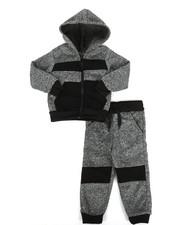 Sizes 2T-4T - Toddler - 2 Piece Fleece Set (2T-4T)-2296895