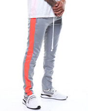 Jeans & Pants - Tricot Track pant w elongated string-2298923