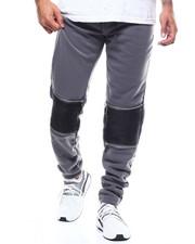 Sweatpants - Double Zip Knee Jogger-2300545