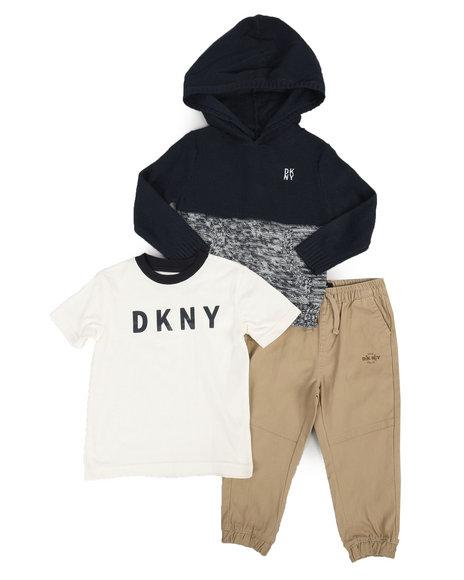 DKNY Jeans - Big Apple 3Pc Set (2T-4T)