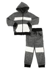Boys - 2 Piece Fleece Set (4-7)-2296904