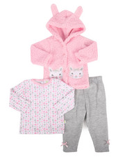 Duck Duck Goose - 3 Piece Sherpa Set (Infant)-2296836