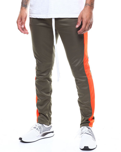 MADBLUE - Tricot Track pant w elongated string