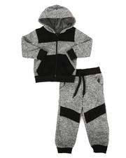 Sizes 2T-4T - Toddler - 2 Piece Fleece Set (2T-4T)-2296879