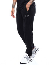 Sweatpants - VELOUR TRACK PANT-2299282