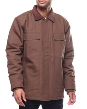 Men - Quilted Barn Jacket-2300094