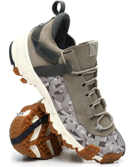 Puma - Trailfox Camo Snreakers