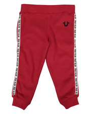 Bottoms - Tape Logo Sweatpants (2T-4T)-2298306