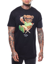 Hustle Gang - HUSTLE BEAR Vacay Tee-2242126