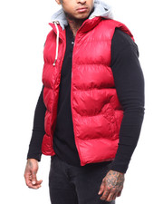Mens-Fall - Puffer Vest-2301283
