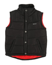 Boys - York Avenue 3Pc Vest Set (4-7)-2297167