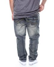 Big & Tall Faves - BLUE CULT Vintage Wash Jeans (B&T)-2300721