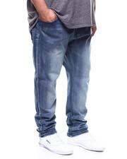 Big & Tall Faves - BLUE CULT Rinse Wash Jeans (B&T)-2300697