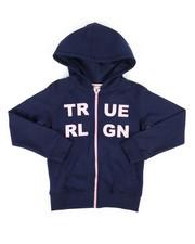 Hoodies - True Religion Hoodie (7-16)-2298495