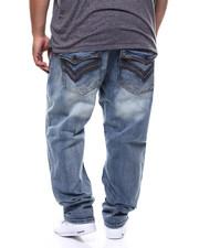 Big & Tall Faves - BLUE CULT Rinse Wash Jeans (B&T)-2300726