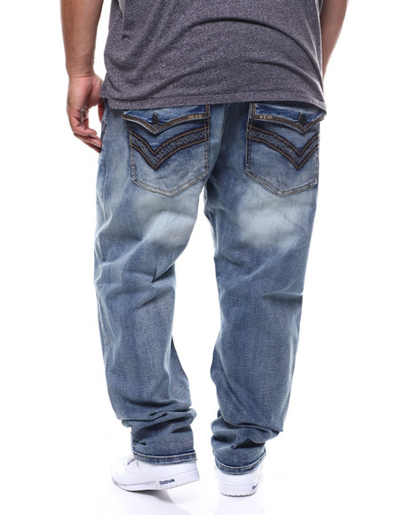 Buyers Picks - BLUE CULT Rinse Wash Jeans (B&T)
