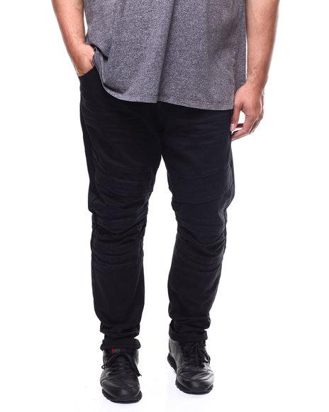 SMOKE RISE - Fashion Denim Jean (B&T)