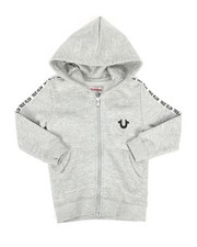 Sizes 2T-4T - Toddler - Tape Hoodie (2T-4T)-2298218