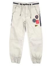 Parish - Athletic Twill Jogger Pants (4-7)-2298772