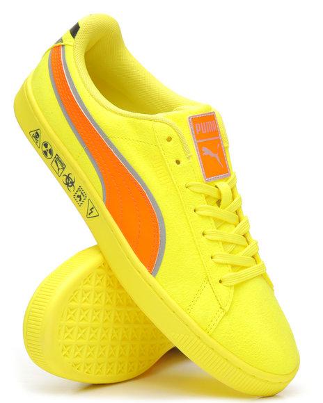 Puma - Puma Hazard Yellow Sneakers
