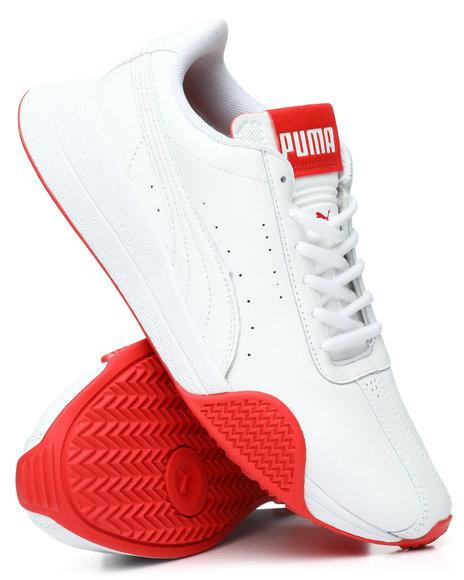 Puma - Turin O Leather Sneakers