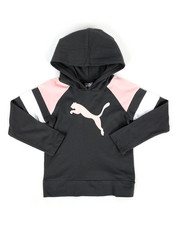 Sizes 4-6x - Kids - Jersey Color Block Pullover Hoodie (4-6X)-2298532