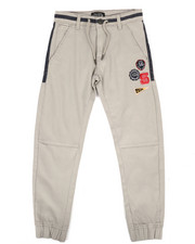 Pants - Athletic Twill Jogger Pants (8-20)-2299164