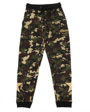 Parish - Camo Jogger Pants (8-20)-2296826
