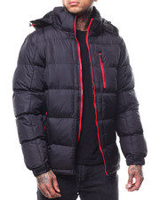 Heavy Coats - Bright Zip Puffer JKT-2301268