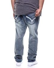 Big & Tall Faves - BLUE CULT Blue Ice Wash Jeans (B&T)-2300672