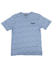 Timberland - Pine All Over Footprint Tee (8-20)-2299144