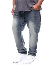 Big & Tall Faves - BLUE CULT Vintage Wash Jeans (B&T)-2300687