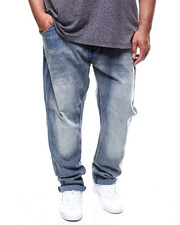Buyers Picks - BLUE CULT Blue Ice Wash Jeans (B&T)-2300702