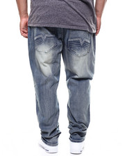 Jeans - BLUE CULT Blue Ice Wash Jeans (B&T)-2300712