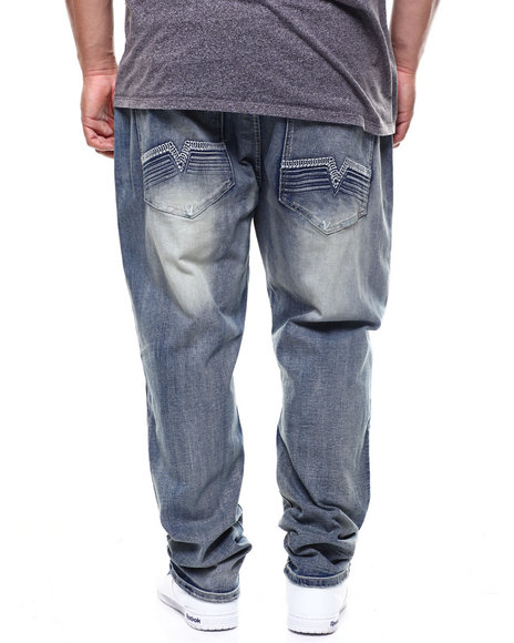 Buyers Picks - BLUE CULT Blue Ice Wash Jeans (B&T)