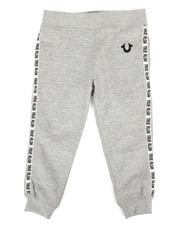 Bottoms - Tape Logo Sweatpants (2T-4T)-2298195