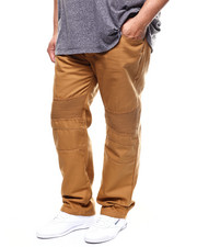 Pants - Biker Twill Pant (B&T)-2300376