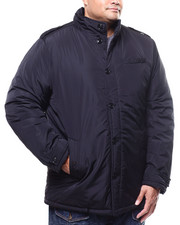 Outerwear - Sherpa Lined Jacket (B&T)-2300746