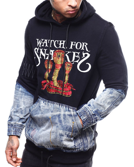 Reason - Watch For Snakes Hoodie