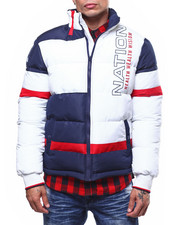 Heavy Coats - NATION PUFFA JACKET-2301798