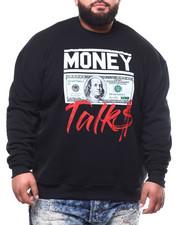 Sweatshirts & Sweaters - Money Talks Sweatshirt (B&T)-2301890
