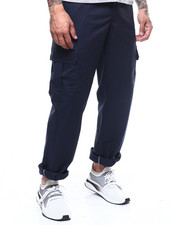 Mens-Holiday - Regular Fit Cargo Pant-2301696