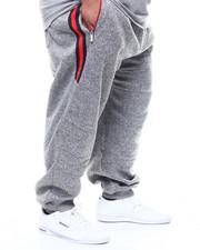 Sweatpants - Stripe Trim Sweatpant  (B&T)-2301863