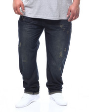 Men - Mens Varsity 5 Pocket Denim w/ Zipper (B&T)-2302061