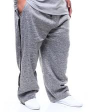Akademiks - Stripe Trim Sweat Pant (B&T)-2301844