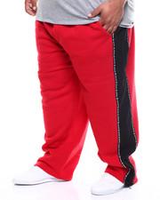 Jeans & Pants - Coloblocked Logo Taped Sweatpant (B&T)-2301836