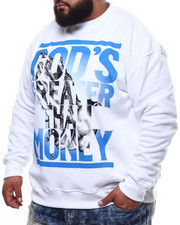 Pullover Sweatshirts - Gods Greater Than $-2301840