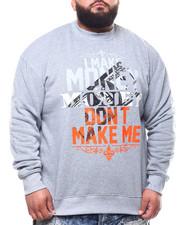 Pullover Sweatshirts - Z Make Money Sweatshirt (B&T)-2301828