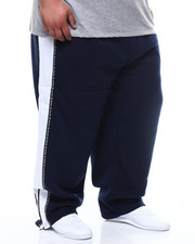 Sweatpants - Colorblocked Logo Taped Sweat Pant (B&T)-2301897